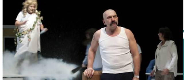 Philippe Torreton dans Cyrano De Bergerac