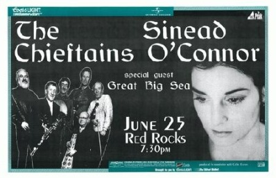 Chieftains & Sinead
